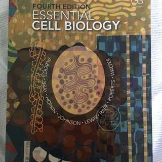 Essential Cell Biology, Fourth Edition - Alberts