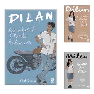 e-book Dilan 3 series