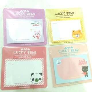 Kawaii Sticky Notes 2