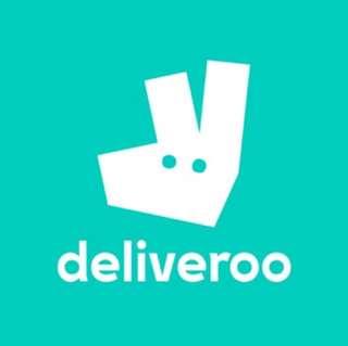 Deliveroo riders needed