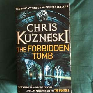 Chris Kuzneski - The Forbidden Tomb