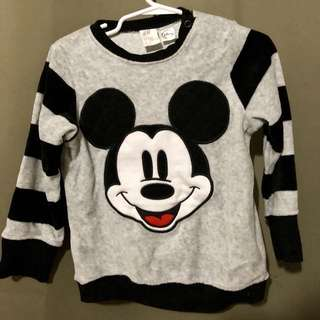 Mickey Mouse Sleepwear Set