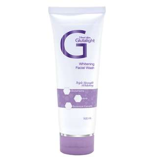 Glutalight Whitening Facial Wash 100ml