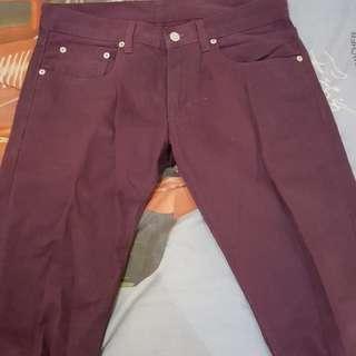 Chino jeans pria