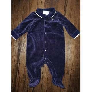 Ralph Lauren Sleepsuit