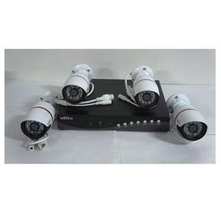 For Sale Cctv Package ip Camera