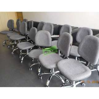 C506g office furniture - clerical chair - gray