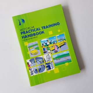 (3 FOR $10) - Motocar Handbook and New Highway Code Book 1 & 2
