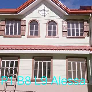 House & Lot Single Detached For Sale In Il Giardino Residences General Trias Cavite