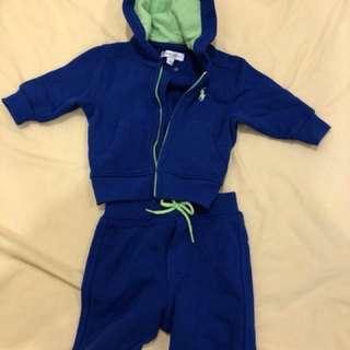 Baby Ralph Lauren set