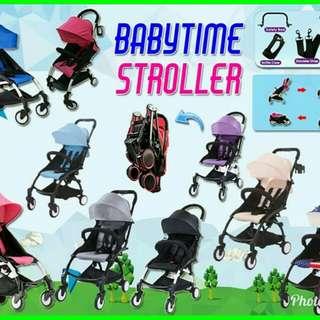 🔥RS🔥Babytime Stroller