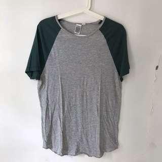 Kaos topman grey