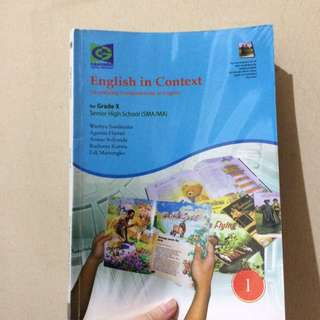 English In Content For Grade 10