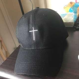 Baseball Cap Cross