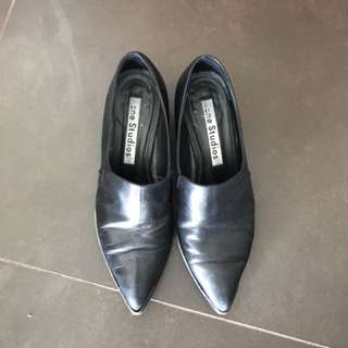 Acne loafers (with box)