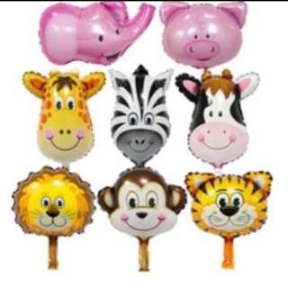 Animal Balloon Set