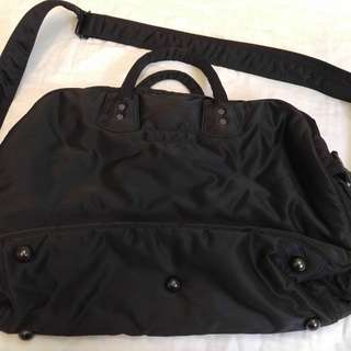 head porter boston bag (M) tanker original 黑色 black