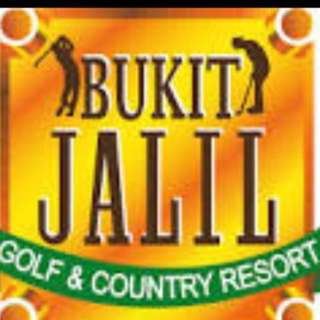 Bukit Jalil non-golf club membership