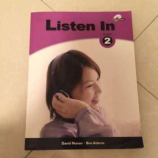 🚚 大學實用英文 聽力