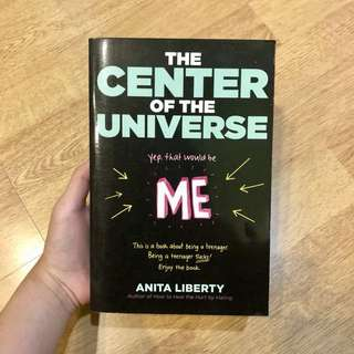 The Center of the Universe: Yep, That Would Be Me