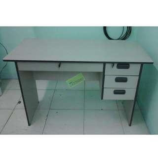 CNC-125 free standing table - office furniture - partition