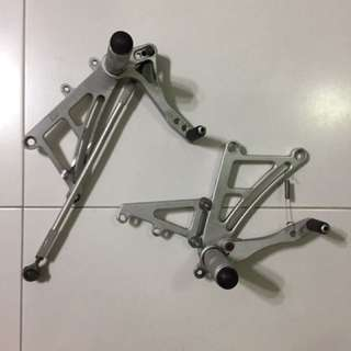Honda Nsr 150 Sp racing footrest Yoshimura