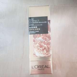 Loreal age perfect eye cream serum