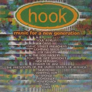 Hook | Music For A New Generation | CD
