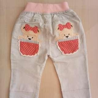 Preloved Jeans girl 1-2 th