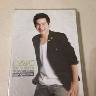 Original CD+DVD David Archuleta