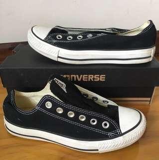 Pre owned ORIGINAL Converse All Star in black
