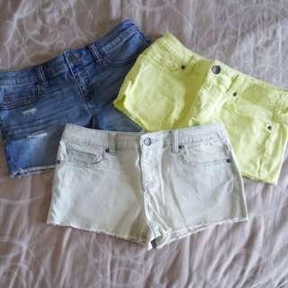 CNYsale VS Shorts