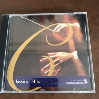 CD-SIA lassical Hits