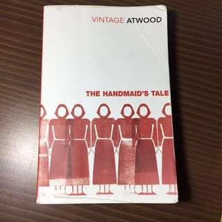 The handmaid's tale storybook
