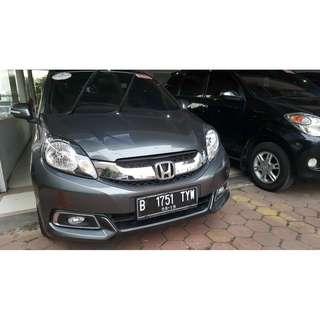 Honda Mobilio E CVT Prestige AT 2014