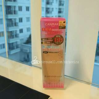 Canmake smooth liquid foundation