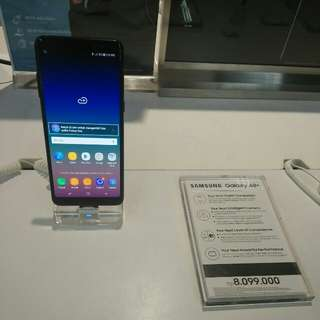 Samsung Galaxy A8+ Promo cicilan awal bulan