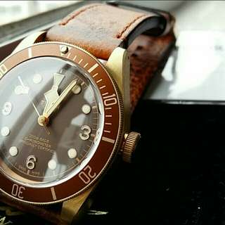 Tudor black bay 79250mb