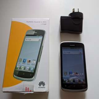 Huawei Ascend G300 Android Phone