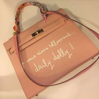 Hermes Kelly 同款