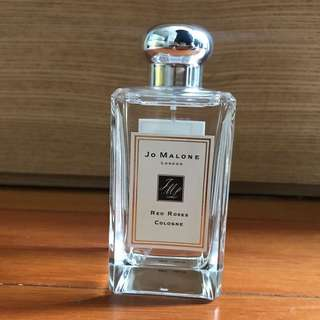 Jo malone red roses cologne brand new no box