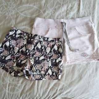 CNYsale Shorts & Skirt