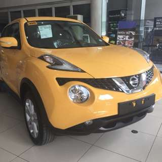 Brand New Nissan Juke 2018