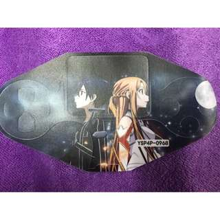 BN SAO skin for PS4 dual shock controller