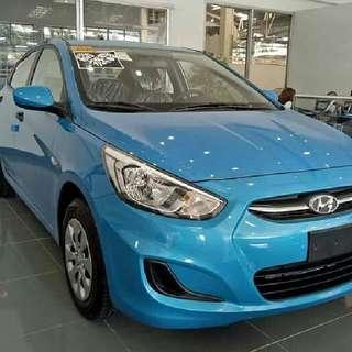 Hyundai accent 13,790/mos.