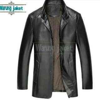 Jaket kulit asli garut super premium eksklusive WJ454