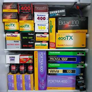 Fridges Full Of Fresh Film & Drawers of Batteries ( 6 Feb 2018 Price List )