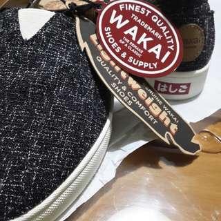 REPRICE Wakai Hashigospotting Black Uk 40