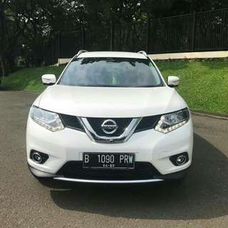 Nissan Xtrail 2.5 All new AT tahun 2015