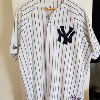 New York Yankees Majestic Jersey